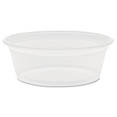 Conex Complement Portion Cup (Bag of 125) Capacity: 1.5 Oz. DCC150PC