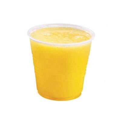 3.5 Oz Conex Translucent Plastic Cold Cups 100 / Pack DCC35N25