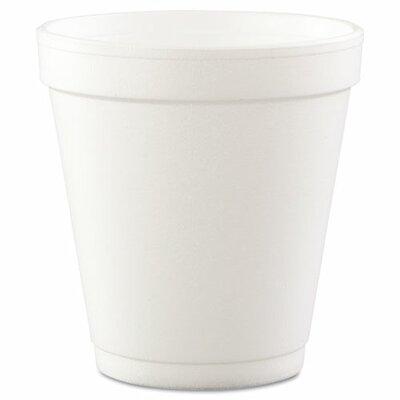 Conex Squat 10 oz. Foam Cup DCC10J12