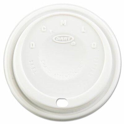 Cappuccino Dome Sipper Lid DCC16EL