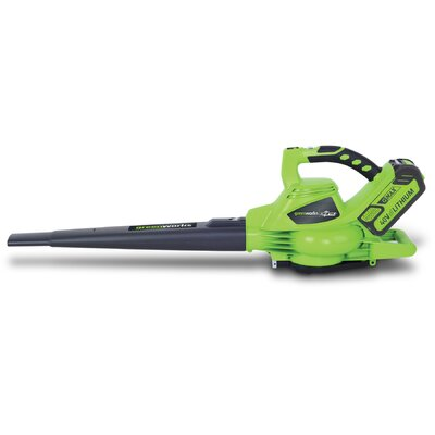 Greenworks G-MAX 40V 185 MPH DigiPro Brushless Blower/Vac at Sears.com