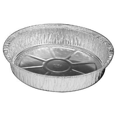 "Handi-Foil 8"" 37 oz Round Aluminum Container - 500/Case at Sears.com"