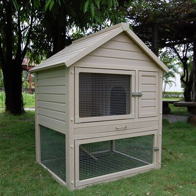 EcoChoice Huntington Townhouse Small Animal Hutch