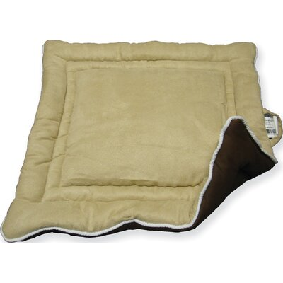 "Cozy House Dog Pad Size: Small (19"" L x 18.5"" W)"