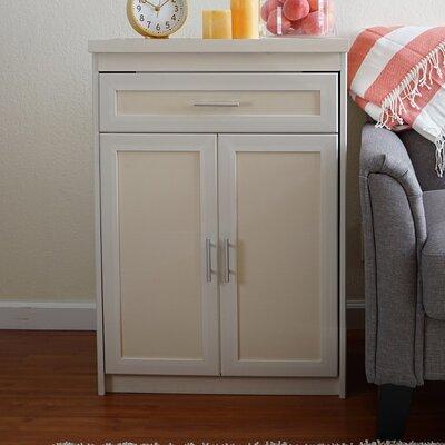 Ecoflex Abigail Murphy Classic Dog Bed Color: Antique White, Size: 24 W x 13 D