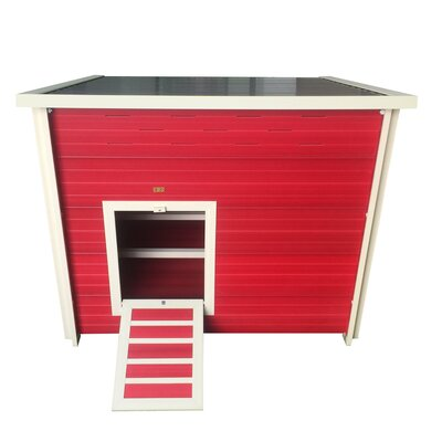 Jumbo Fontana Chicken Coop with Roosting Bar