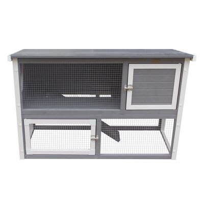 EcoFLEX Columbia Rabbit Hutch