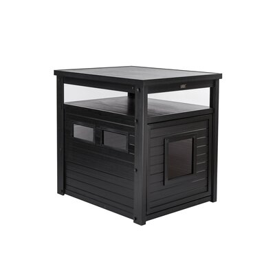 Frederick Jumbo Litter Box Enclosure Color: Espresso