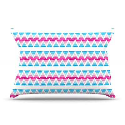 Apple Kaur Designs Swimming Pool Tiles Pillow Case