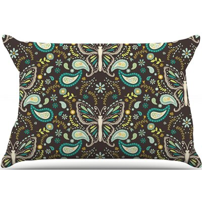 Suzie Tremel Butterfly Garden Pillow Case