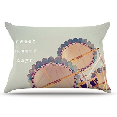 Susannah Tucker Sweet Summer Days Carnival Pillow Case