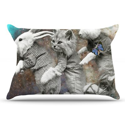 Suzanne Carter Space Travel Pillow Case