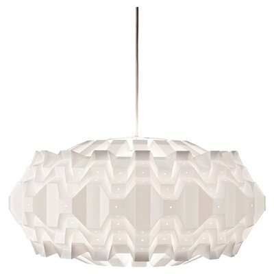 Cassiopeia Pendant Bulb Type: Fluorescent 26 W (Bulb Included)