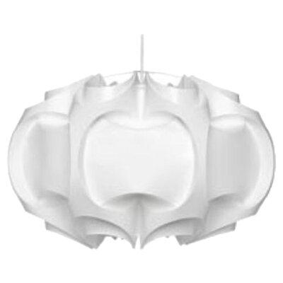 Le Klint 1-Light Geometric Pendant Size: 21 3/4Dia x 1/4 H