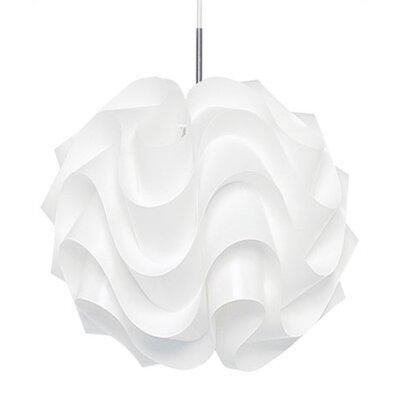 Le Klint 1-Light Geometric Pendant Size: 26.5 Dia