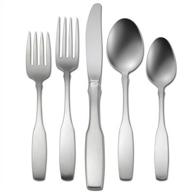 Stainless Steel Paul Revere 5 Piece Place Setting
