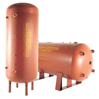 T120S Commercial Storage Tank Un-Jacketed Custom