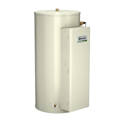 DRE-52-12 Commercial Tank Type Water Heater Electric 52 Gal Gold Series 12KW Input