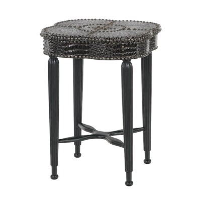 Lease to own Mirage Clover End Table...