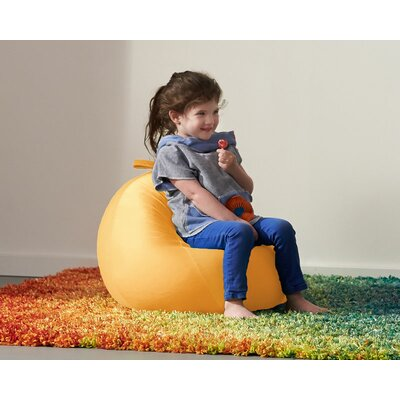 Bean Bag Chair Upholstery: Citrus