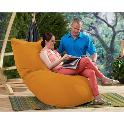 Bean Bag Lounger Upholstery: Summer