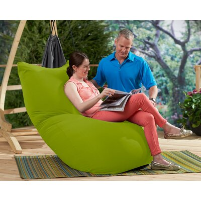 Bean Bag Lounger Upholstery: Grass