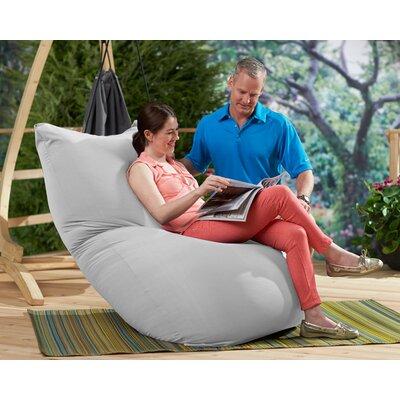 Bean Bag Lounger Upholstery: Pebbles