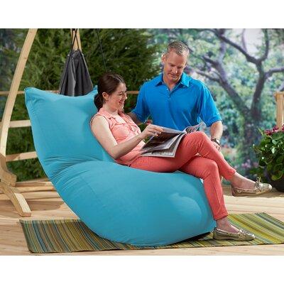 Bean Bag Lounger Upholstery: Sky