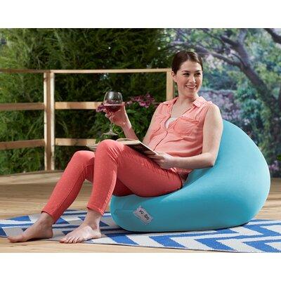 Bean Bag Chair Upholstery: Sky