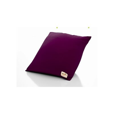 Yogibo / Indoor Bean Bag Chair Upholstery: Bright Purple