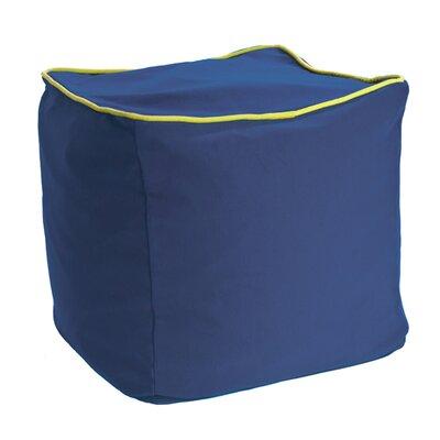 Yogibo Pouf Upholstery: Blue