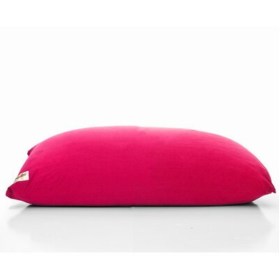 Yogi Bean Bag Chair Upholstery: Pink