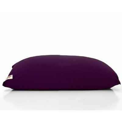Yogi Bean Bag Chair Upholstery: Bright Purple