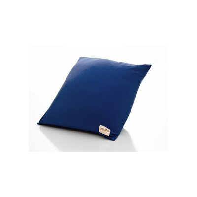 Yogibo / Indoor Bean Bag Chair Upholstery: Blue