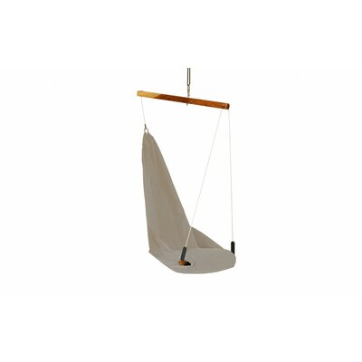 Yogibo Fly Polyester Chair Hammock Color: Beige