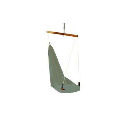 Yogibo Fly Polyester Chair Hammock Color: Green