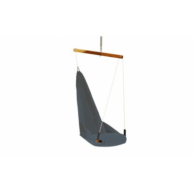 Yogibo Fly Polyester Chair Hammock Color: Grey