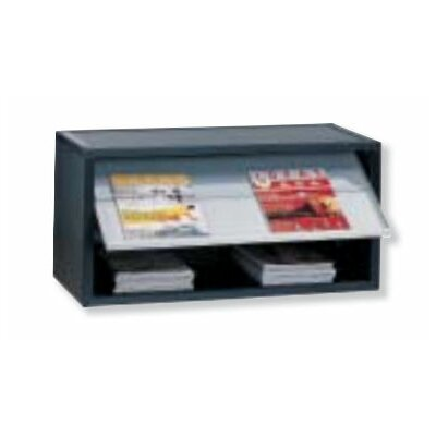 Multibloc Module Literature Display Finish: Grey
