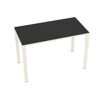 EasyOffice Training Table Tabletop Finish: Black