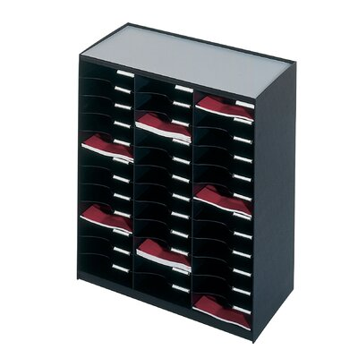 36 Compartment Master Literature Organizer