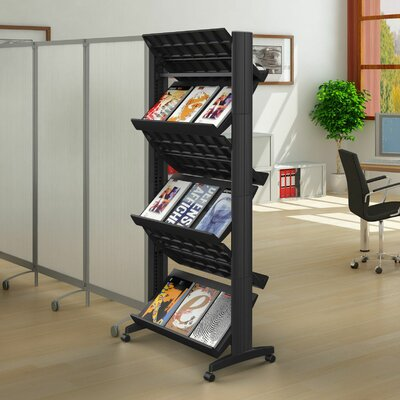 X-Large Double Sided Literature Display 252N.02
