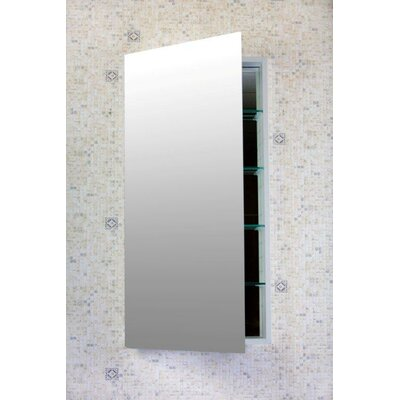 Contemporary 16 x 40 Recessed or Surface Mount Medicine Cabinet