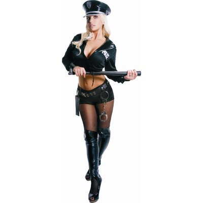 Dress Up America 2 Piece Adult Sexy Police Officer My mom has a tendency to talk badly about girls who lose their virginity ...