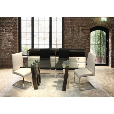 Buy low price tip top furniture agata 7 piece dining set for Best low cost furniture