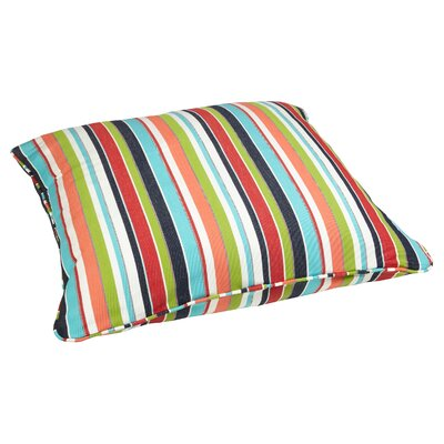 Corded Outdoor Sunbrella Throw Pillow