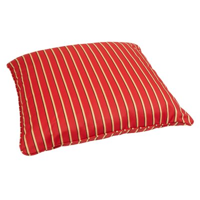 Corded Indoor/Outdoor Sunbrella Throw Pillow