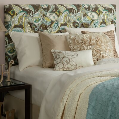 Gunnell Upholstered Panel Headboard Size: Full