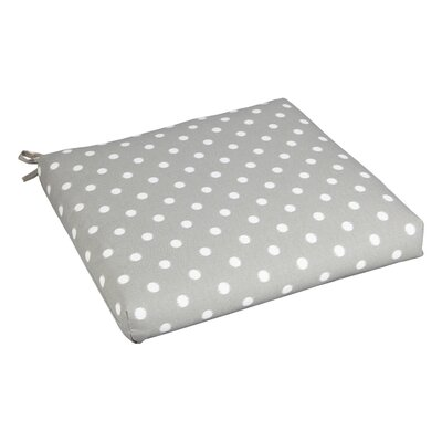 Bree Outdoor Dining Chair Cushion Size: 20 W x 20 D