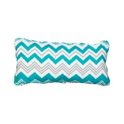 Stella Zazzle Indoor/Outdoor Lumbar Pillow Color: Tropic