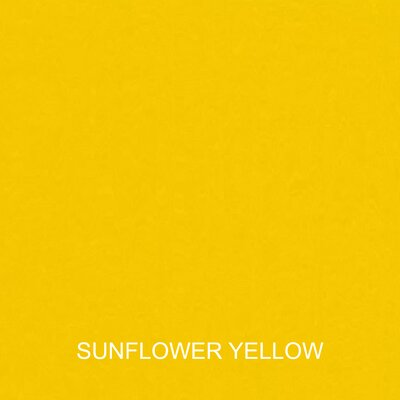 Outdoor Sunbrella Lounge Chair Cushion Fabric: Canvas Sunflower Yellow